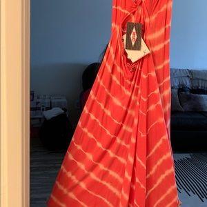 Roxy Maxi Dress NWT